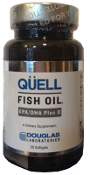 Quell Fish Oil EPA/DHA plus D