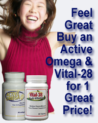 Get these three terrific nutritional health supplements for one great price!